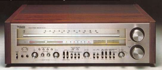 Technics SA-1000 Stereo Receiver