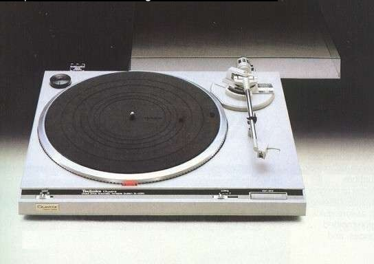 Vintage Technics Turntables