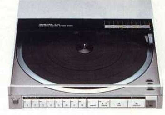 Technics SL-Q6 Quartz Direct Drive Automatic Linear Tracking